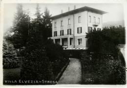 Italia - Stresa - Villa Elvezia - Novara