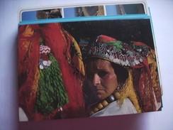 Marokko Morocco Maroc Woman With Nice Clothes - Marokko