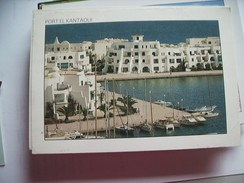 Tunesië Tunésie Port El Kantaoui - Tunesië