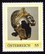 ÖSTERREICH 2008 ** Sturmhaube Mit Löwe Von Kaiser Karl V. - PM Personalized Stamp MNH - Archäologie