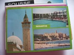 Tunesië Tunésie Monastir Hotel - Tunesië