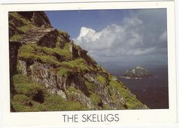 The Skelligs - Skelligs Michaels' Landscape -  (Co. Kerry, Ireland) - Skellig-Islands - Kerry