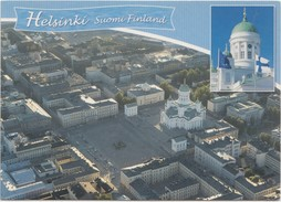 Helsinki, Suomi Finland, Used Postcard [20159] - Finland