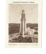 Chromo Exposition Coloniale 1931 Forces D'Outremer Pub: Vache Qui Rit Spécimen Bien 76 X 58 Mm - Autres