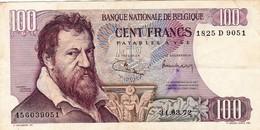 NATIONALE BANK VAN BELGIE 100 FRANK - 100 Francs Belge - LAMBERT LOMBARD - 100 Francs
