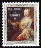 ÖSTERREICH 2010 ** Habsburger, Kaiserin Maria Theresia - MNH - Royalties, Royals