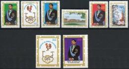 Guinée Équatoriale  - Francisco Macias Nguema, SC Avec Aérienne, Armoiries, Peu Courant. - Equatorial Guinea