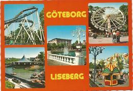 Goteborg Liseberg - Sweden