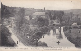 PONT D'OUILLY - Panorama De Saint-Christophe - TBE - Pont D'Ouilly