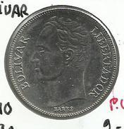 Venezuela_1990_5 Bolívares. - Venezuela