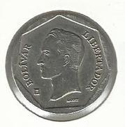Venezuela_2000_50 Bolívares - Venezuela