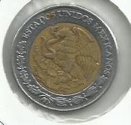 México_1999_5 Pesos - México