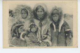 GROENLAND - ETHNIQUES ET CULTURES - Une Famille Chrétienne De L'Océan Artique - Groenlandia