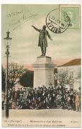 Aveiro 84 Monumento A Jose Estevam Ediçao De Malva Roque 1906 - Aveiro