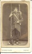CDV, Militaire, 65eme Regiment, Photo Etienne Pinard, Nantes    (etat Voir Photos) - Photos