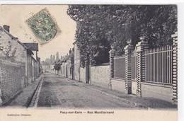 Eure - Pacy-sur-Eure - Rue Montferrand - Pacy-sur-Eure