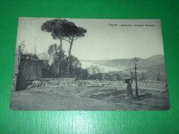 Cartolina Napoli - Panorama - Bagnoli, Pozzuoli 1915 - Napoli (Naples)