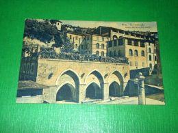 Cartolina Siena - La Fontebranda 1915 - Siena