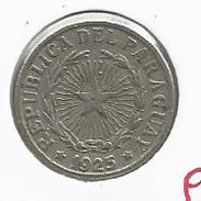 Paraguay_1925_1 Peso - Paraguay