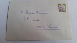 ITALIA 1982 - (654) CASTELLI L. 150 USO ISOLATO TARIFFA STAMPE - 1981-90: Storia Postale