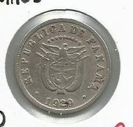 Panama_1929_5 Centésimoa - Paraguay