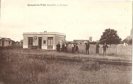 CPA Gometz-la-Ville La Gare - Otros Municipios