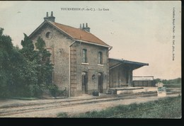 62 TOURNEHEM LA GARE REF DEL134 - Autres Communes