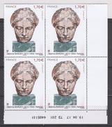 Coins Datés 2017 - Jeanne Bardey - Femme - 19.04.17   TD   201   4485101 - Coins Datés