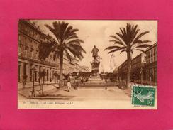 ALGERIE, BONE, Le Cours Bertagna, Animée, 1914, (L. L.) - Andere Städte
