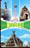 Monumentos De Mexico D. F. (000446) - Mexiko