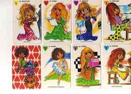 JEU Des 7 Familles ARTISTES Illustrateur - Giochi Di Società
