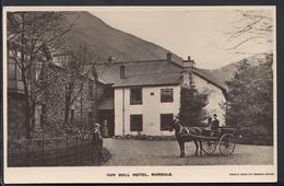 Cumbria Postcard - Dun Bull Hotel, Mardale   DC103 - Cumberland/ Westmorland