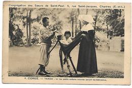 COREE - TAIKOU - Congrégation Des Soeurs De Saint Paul - Corée Du Sud