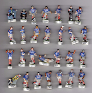 Série 28 Fèves Brillantes Avec HORS SERIE Remplaçants -  EQUIPE DE FRANCE FOOTBALL 98 - FFF 1998 Championnat Du Monde - Sports