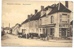 NEAUPHLE LE CHATEAU - Rue Saint Martin - Neauphle Le Chateau