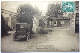 LES FADES - RESTAURANT CHAFFRAIX - France
