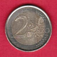 SPAIN  2 EURO 1999 (KM # 1047) - Spain