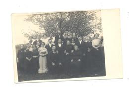 Photo Carte - Photo De Famille ( ? Menniken,)- Raeren Vers Iserlohn,...1913 (pog) - Other