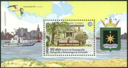 Uruguay 2016 ** Oceanografía, Hidrografía Y Meteorología De La Armada. See Desc. - Natura
