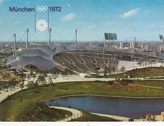 SPORT. 2 CARTES DES JEUX OLYMPIQUES DE MUNICH 1972.. - Giochi Olimpici