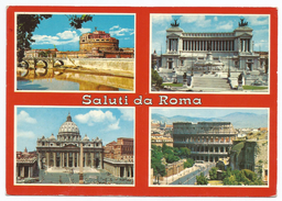 1982, Saluti Da Roma. - Saluti Da.../ Gruss Aus...