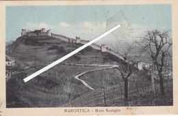 MAROSTICA  -VEDUTA-MURE SCALIGERE - Vicenza
