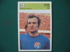 Rudolf Belin - Calcio