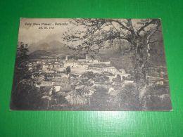 Cartolina Valle Stura ( Cuneo ) - Demonte 1920 Ca - Cuneo