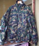 Parka Weatherproof Claw Gear Swiss Camouflage TAZ 90 Size XL - 24 Pockets! - Uniformes