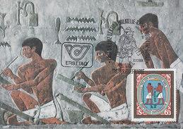 """1984, Maximumkarte """"Tag Der Briefmarke"""" - Tag Der Briefmarke"""