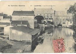 54 Lunéville  Les Grands Moulins  CPA 1905 - Luneville