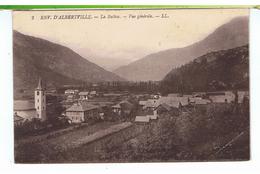 CPA-73-1927-ENV D'ALBERTVILLE-LA BATHIE-VUE GENERALE- - Albertville