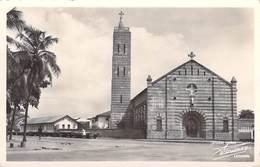 Afrique (Dahomey BENIN) COTONOU Notre-Dame (1) (Cathédrale RELIGION) (Editions R.ROUINVY Cotonou Dahomey N°9)*PRIX FIXE - Benin