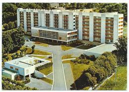 CP RILLY LA MONTAGNE, VUE AERIENNE SUR LA RESIDENCE COLBERT, MONTCHENOT, MARNE 51 - Rilly-la-Montagne